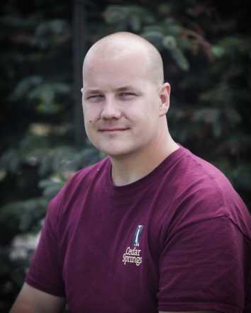 Kyle Bell – Grounds Maintenance Foreman