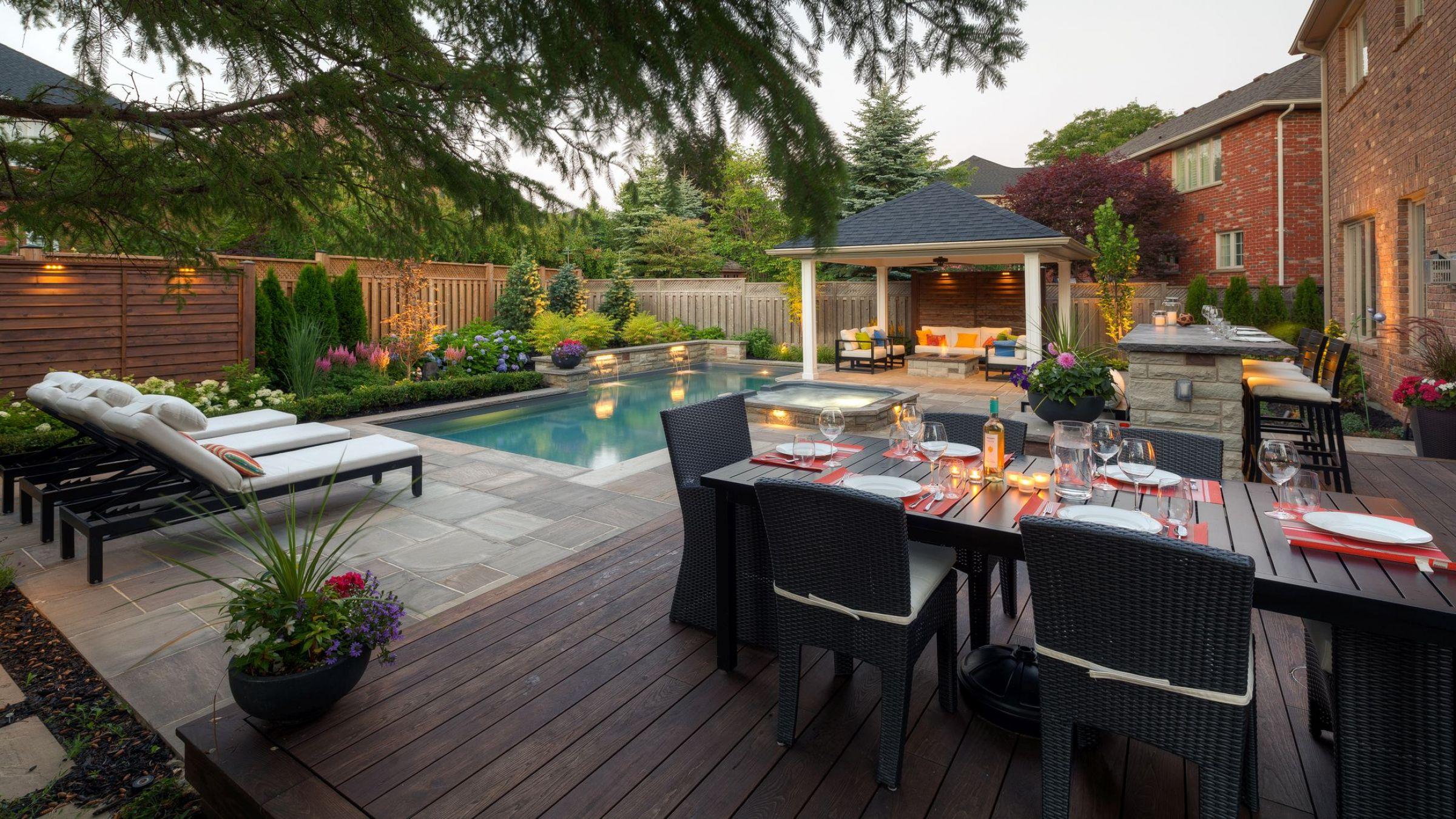 Oakville Landscape Renovation Ideas Cedar Springs